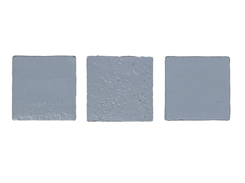 Indoor faïence wall tiles INTONACO CI MIX by Danilo Ramazzotti