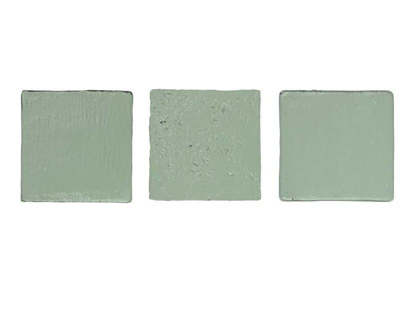 Indoor faïence wall tiles INTONACO VE MIX by Danilo Ramazzotti