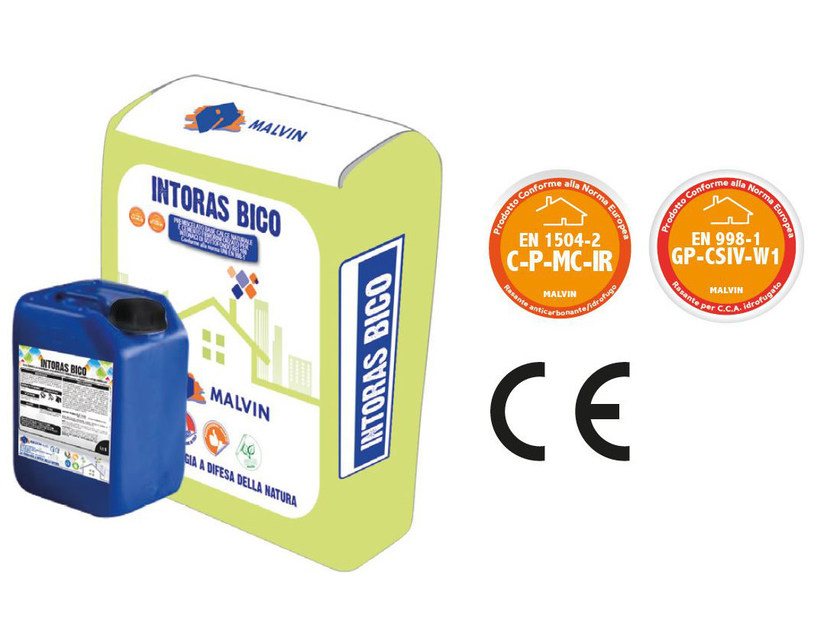 Smoothing compound INTORAS BICO by malvin
