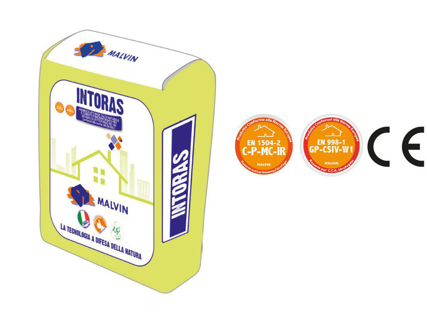 Smoothing compound INTORAS by malvin