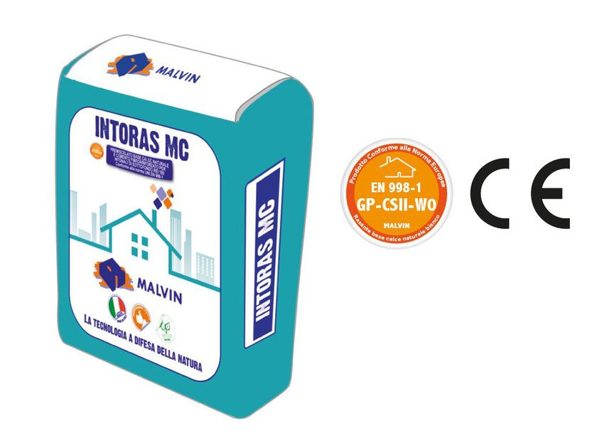 Smoothing compound INTORAS MC by malvin