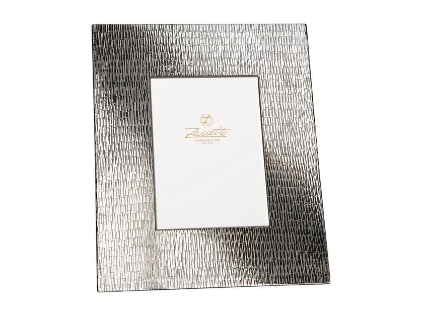 Silver frame INTRECCI | Silver frame by ZANETTO