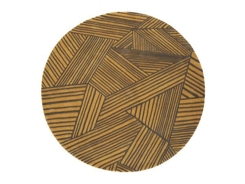 Intreccio Round Rug The Designers
