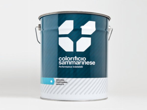 Fire-retardant paint INTUMESCO 2011 by Colorificio Sammarinese