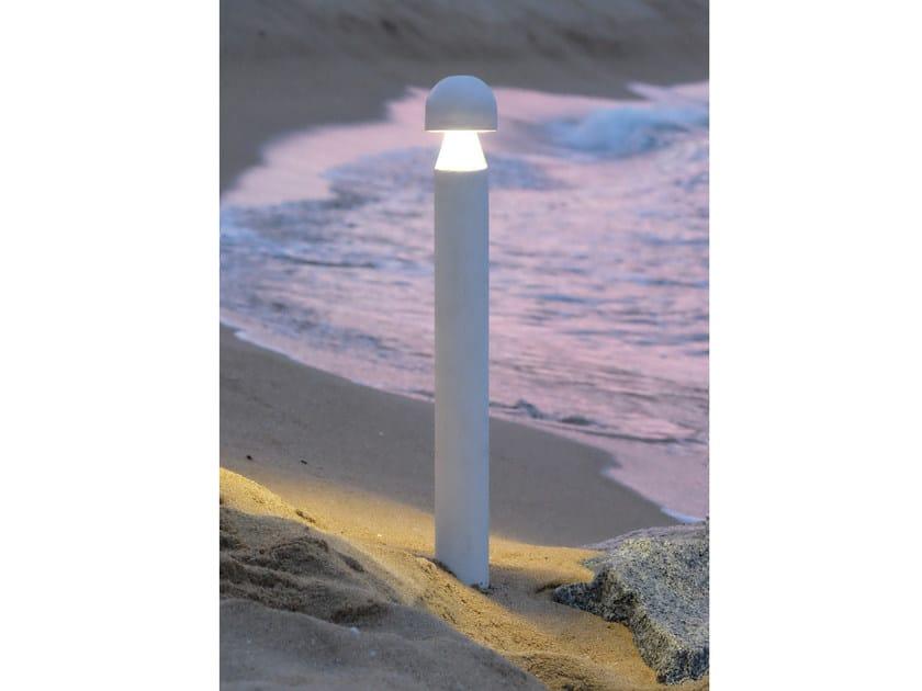LED Oxer bollard light INUIT by konic