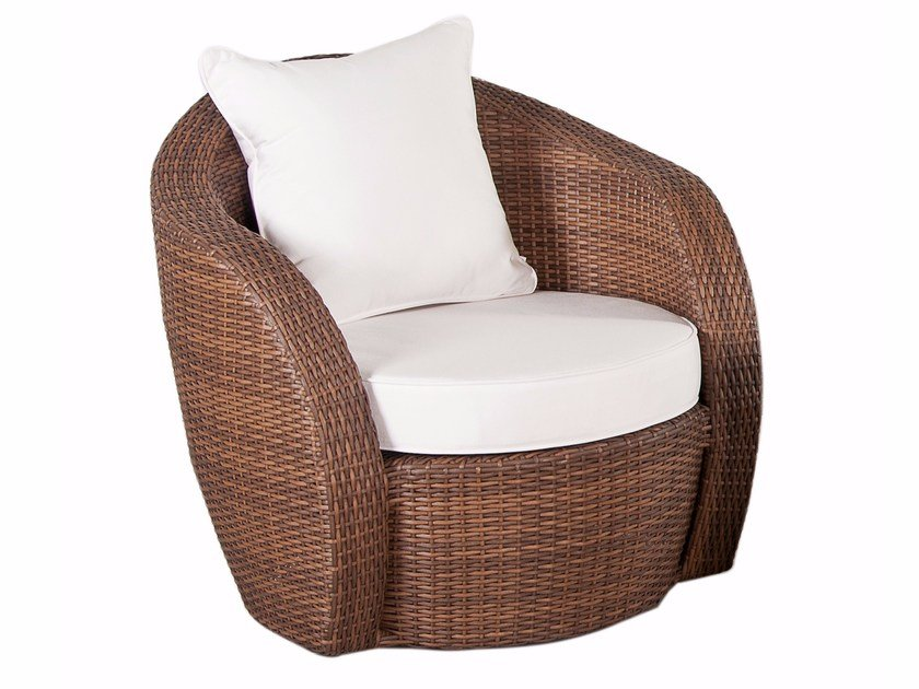 Garden armchair with armrests IOS   Garden armchair by MOBIKA GARDEN