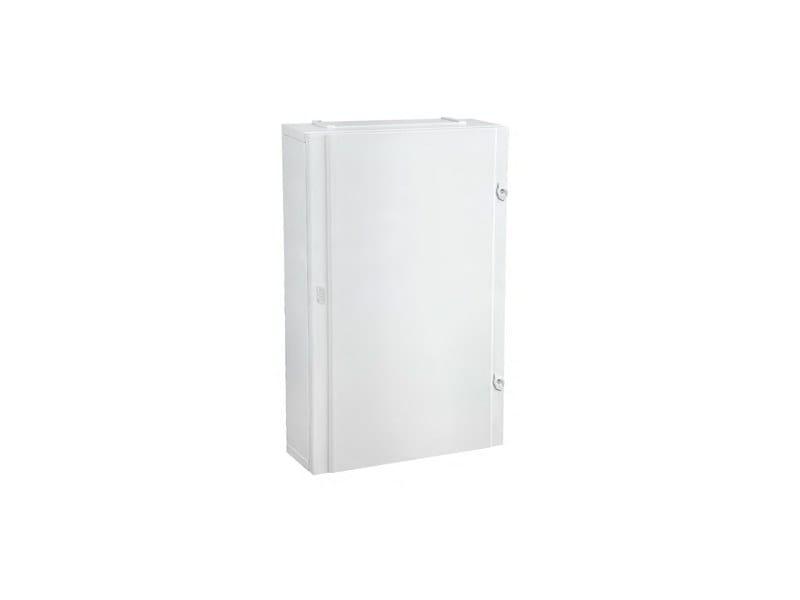 Solid door cabinet IP40 EMPTY 4-5 ROW DISTRIBUTION BOARD by Garo