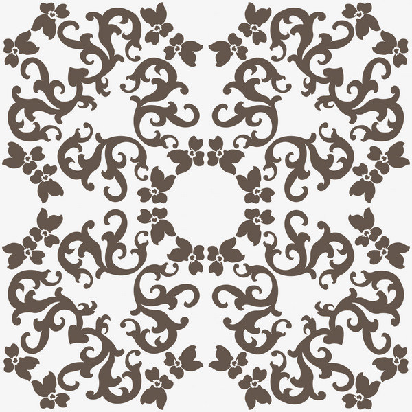 Ceramic wall tiles IRIS 1 D1 by Ceramica Bardelli