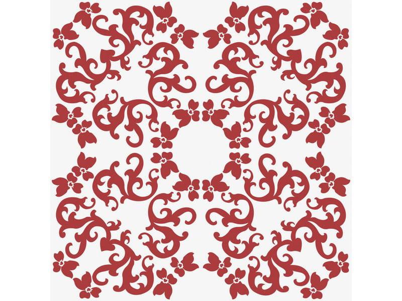 Ceramic wall tiles IRIS 1 D3 by Ceramica Bardelli