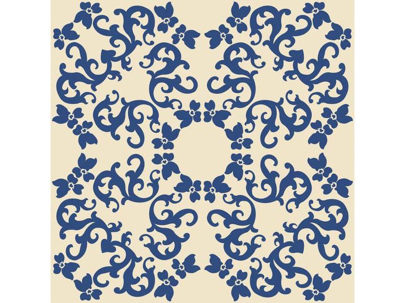 Ceramic wall tiles IRIS 2 C6 by Ceramica Bardelli