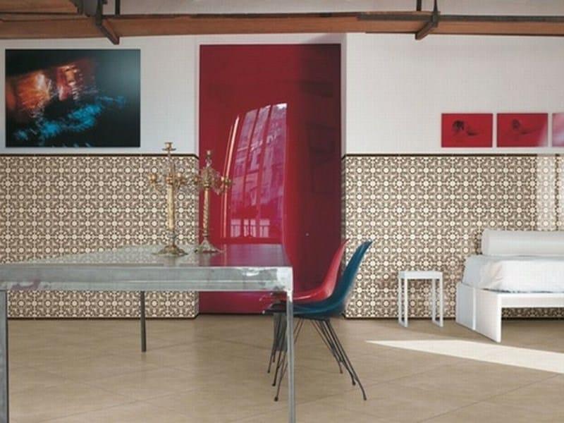Ceramic wall tiles IRIS 2 by Ceramica Bardelli