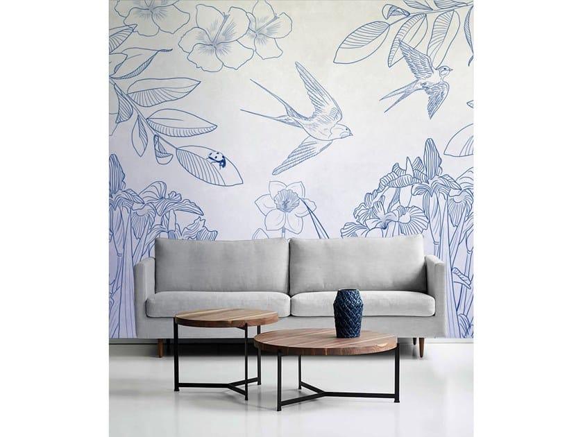 Wall tiles / wallpaper IRIS by Officinarkitettura®