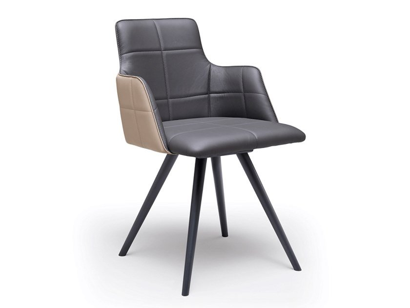 Upholstered chair IRIS P | Chair by Natisa