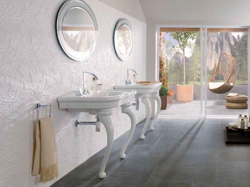 Indoor ceramic wall tiles IRISH by Venis