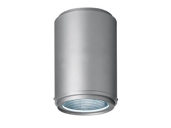 Lampada da parete per esterno / lampada da soffitto per esterno in alluminio pressofuso IROLL | Lampada da soffitto per esterno by iGuzzini