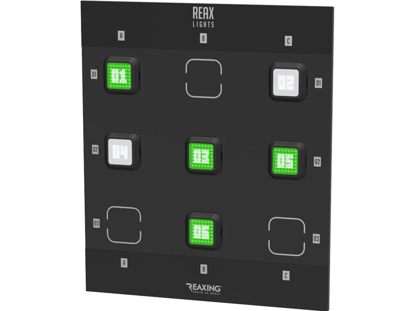 Iron panel for Reax Lights IRON PANEL - 110 MINI by REAXING
