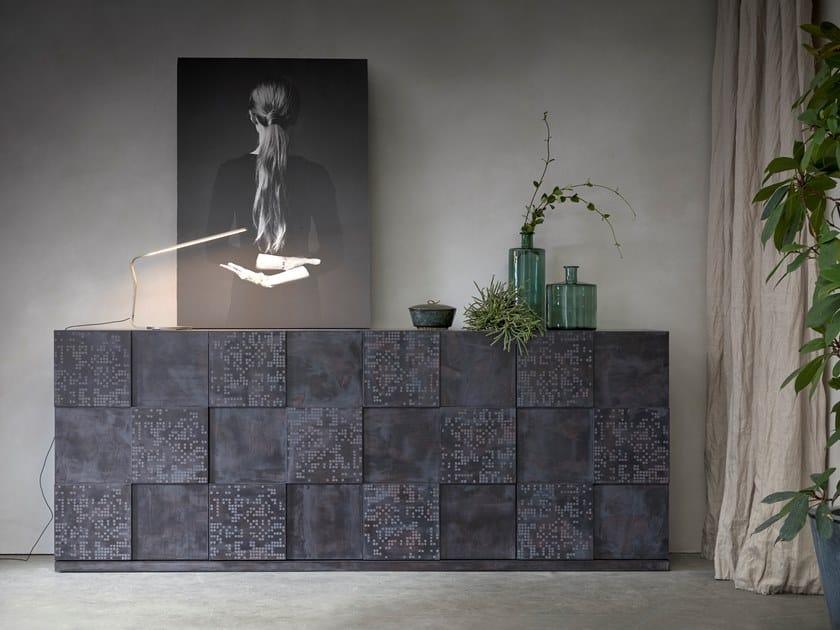 QUADRO | Sideboard aus Solid Surface Kollektion Quadro By ...