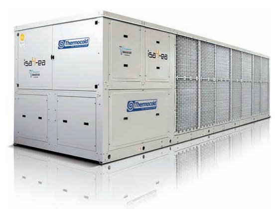 AIr refrigeration unit ISA4-EA by Thermocold