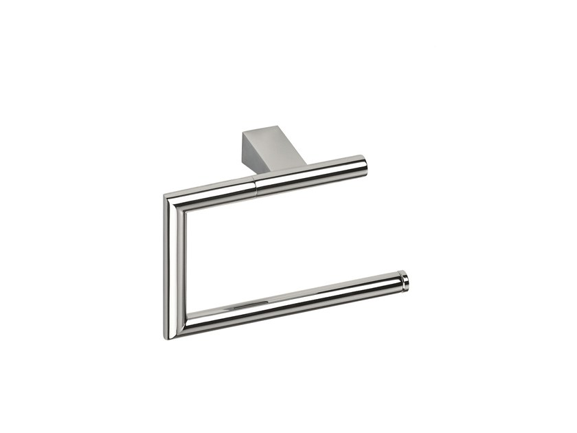 Chromed brass towel ring ISIDE 372005002 | Towel ring by pomd'or