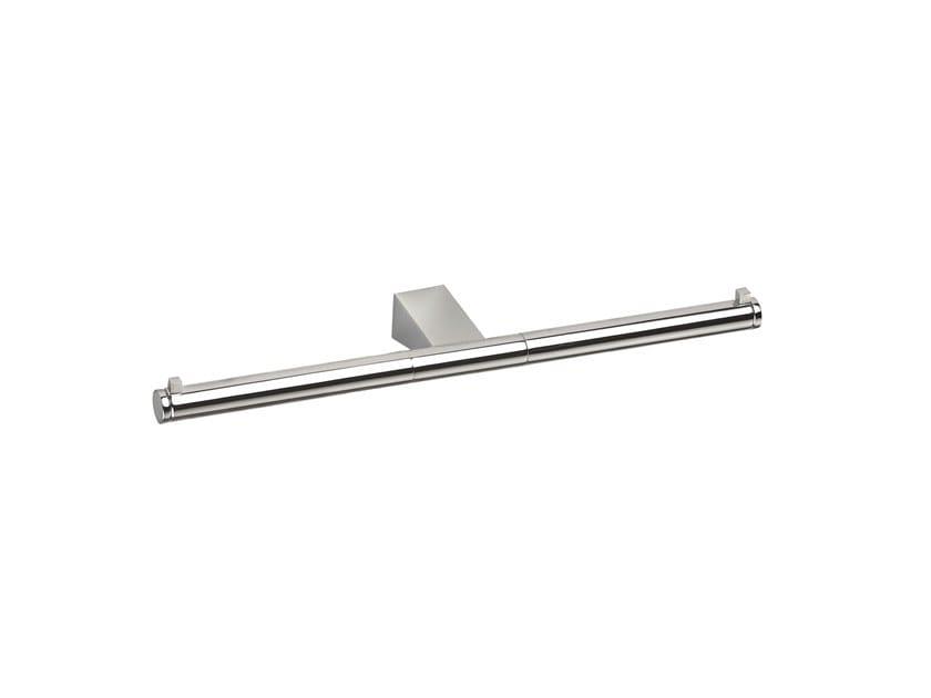 Chromed brass toilet roll holder ISIDE 374020002 | Toilet roll holder by pomd'or