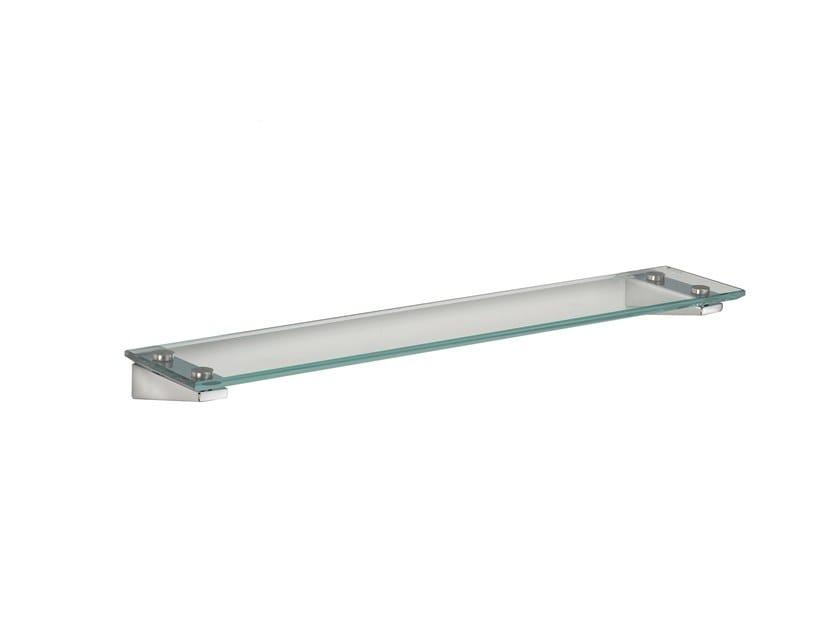 Float glass bathroom wall shelf ISIDE 375060002 | Bathroom wall shelf by pomd'or