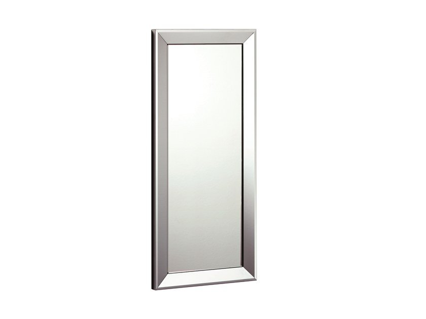 Rectangular wall-mounted bathroom mirror ISIDE 518055242 | Rectangular mirror by pomd'or