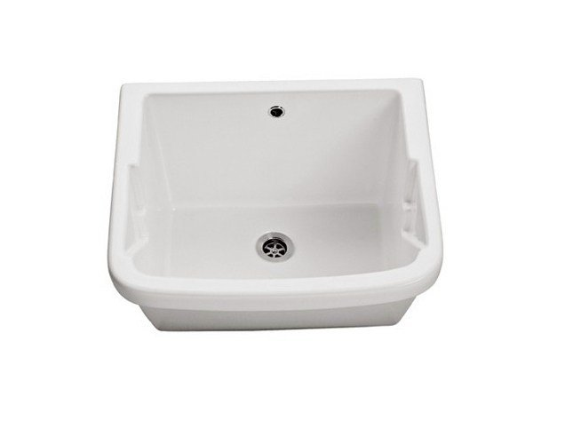 Utility sink ISIDE 75 by GALASSIA