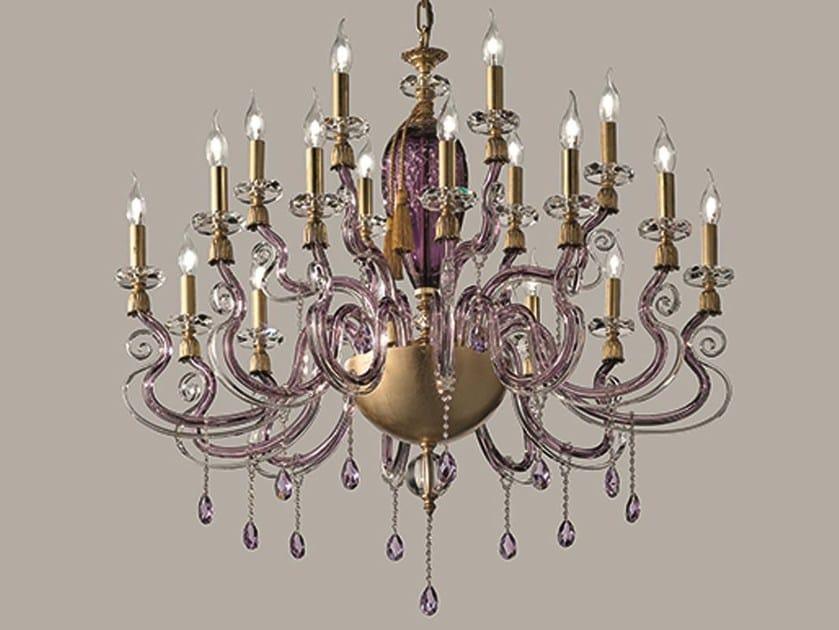 Lampadario Euroluce 6 L12 Lampadari Cristalli Swarovski® Iside Con 7yvf6YgIb