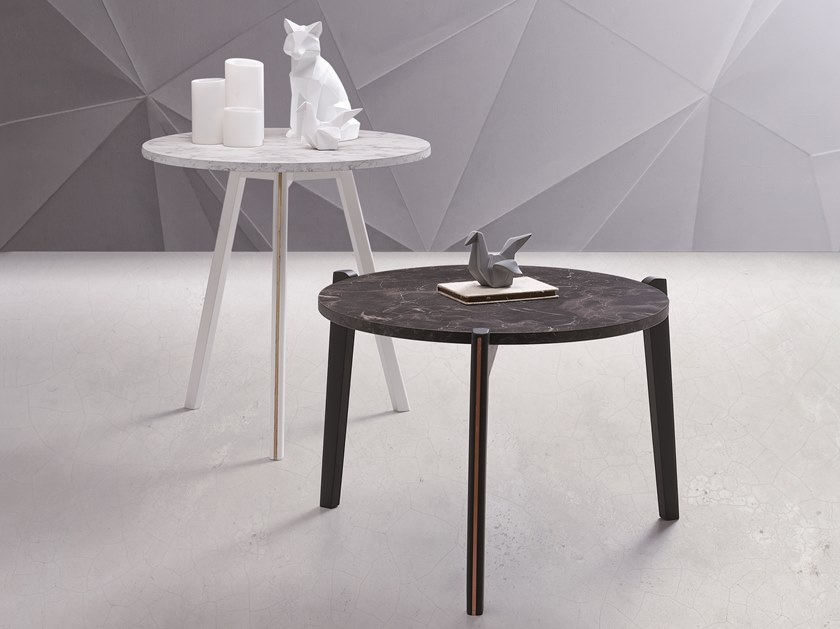 Round coffee table ISIDE by Natisa