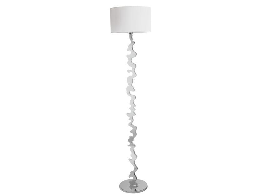 Incandescent floor lamp for bathroom ISIDO | Floor lamp by LINEAG