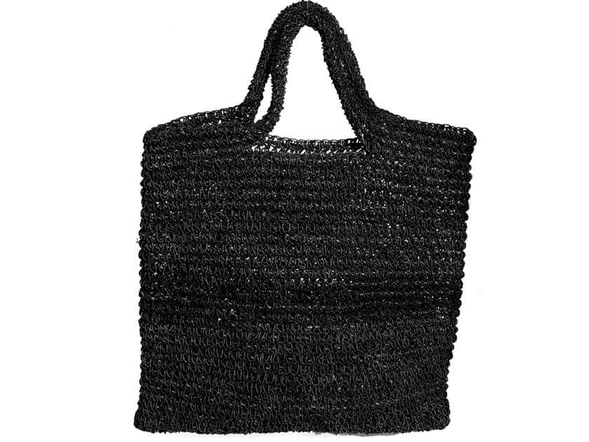 Natural fibre bag ISLAND TOTE by Bazar Bizar