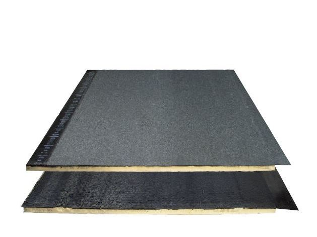 Expanded perlite thermal insulation panel ISO-BOARD by Imper Italia