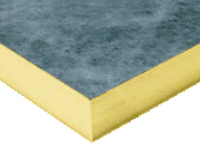 Polyurethane thermal insulation panel ISO-PIR VB by Imper Italia
