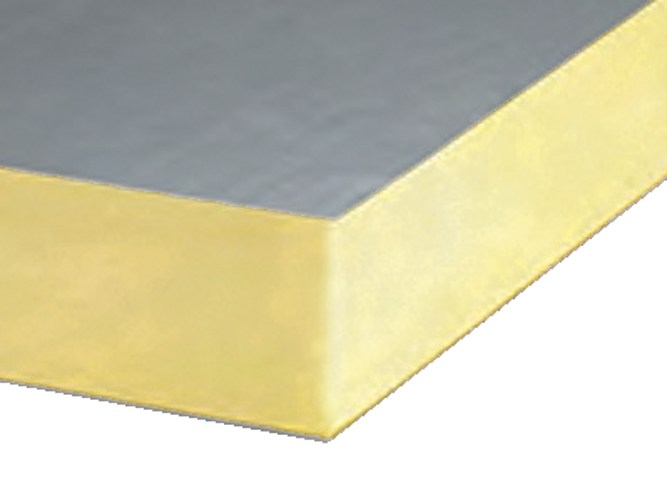 Polyurethane thermal insulation panel ISO-PIR AM by Imper Italia