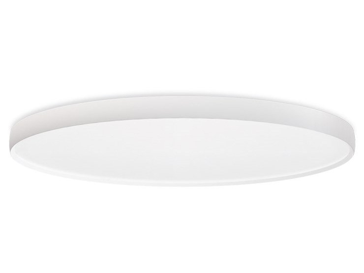 LED methacrylate ceiling lamp ISOLA | Ceiling lamp by iGuzzini