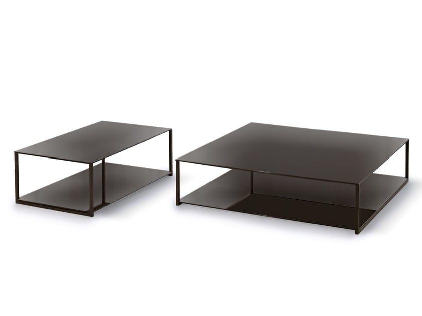 Tavolino in vetro da salotto ISOLA | Tavolino in vetro by Arketipo