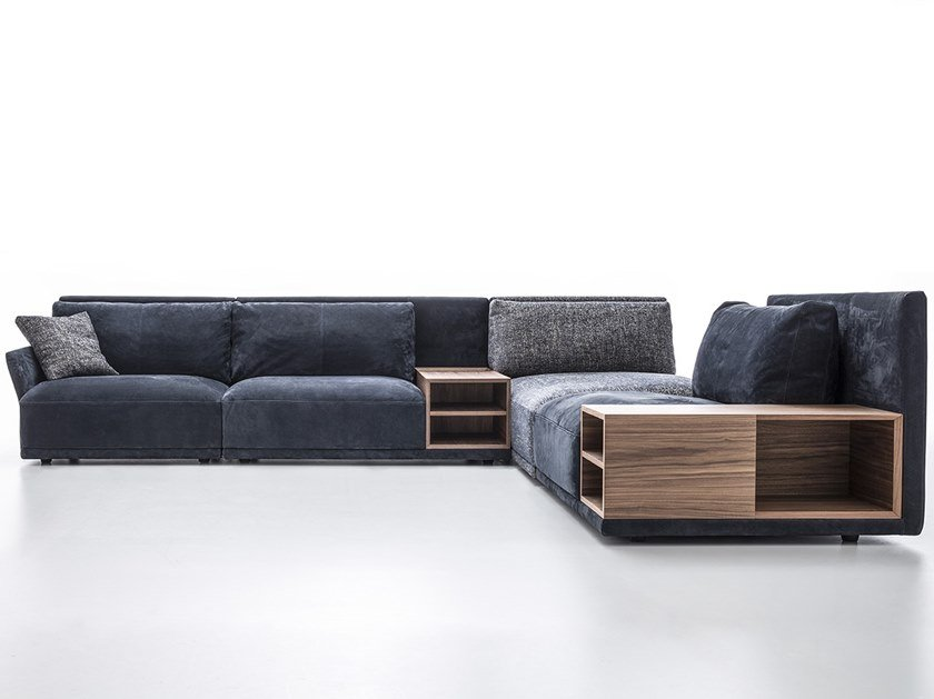 Modular sofa ISOLA by NICOLINE