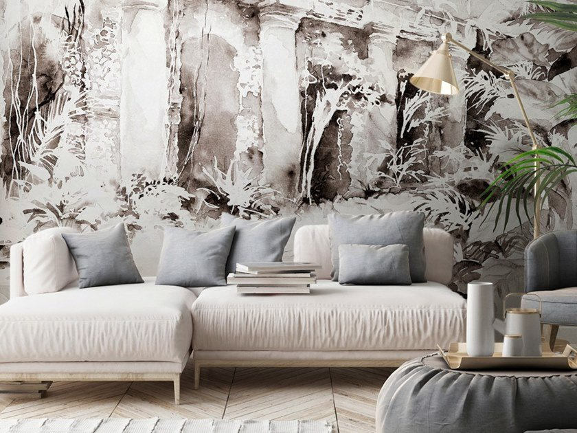Ecological washable PVC free wallpaper ISOLABELLA by Wallpepper