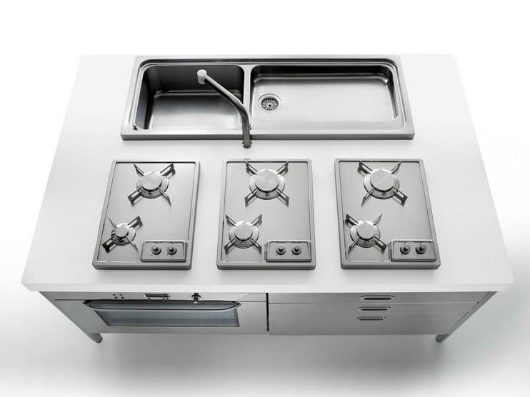 ISOLE CUCINA 190   Mini-Küche Kollektion Liberi in cucina By ...
