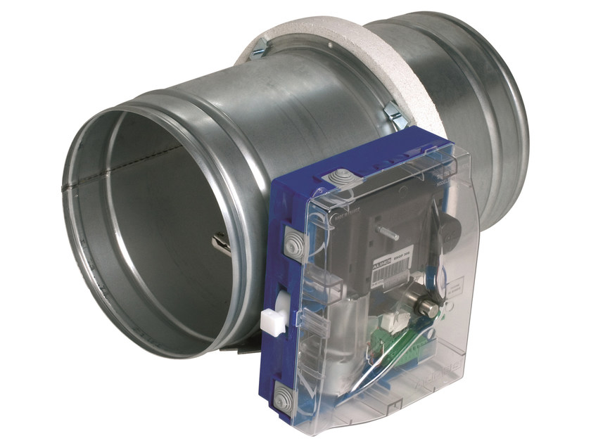 System to protect against fire penetration Circular ISONE+ FDP by ALDES