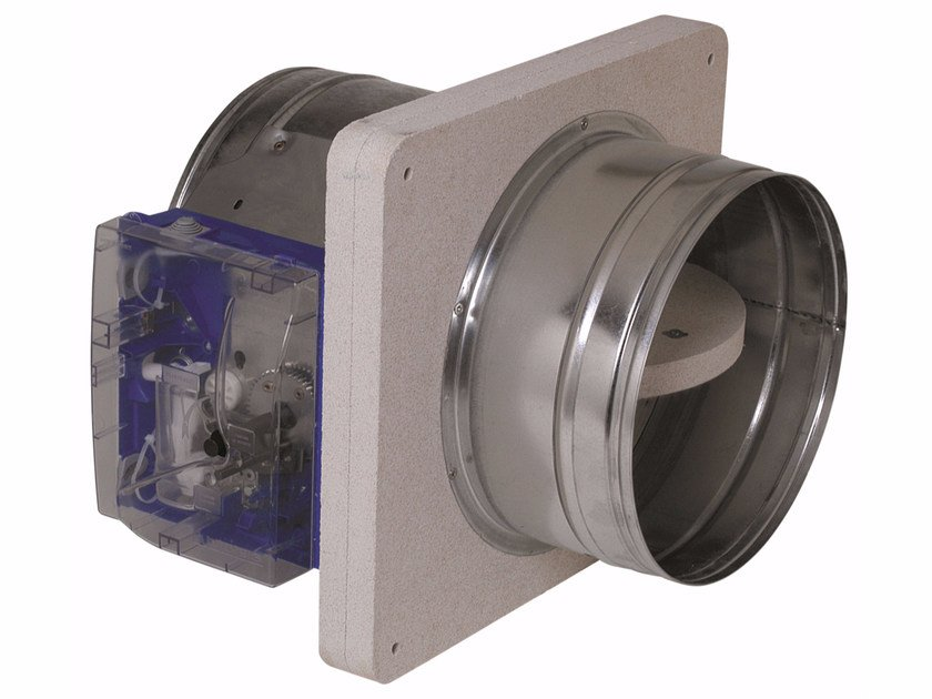 System to protect against fire penetration Circular ISONE+ AP by ALDES