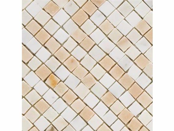 Marble mosaic ITACA 15 by FRIUL MOSAIC