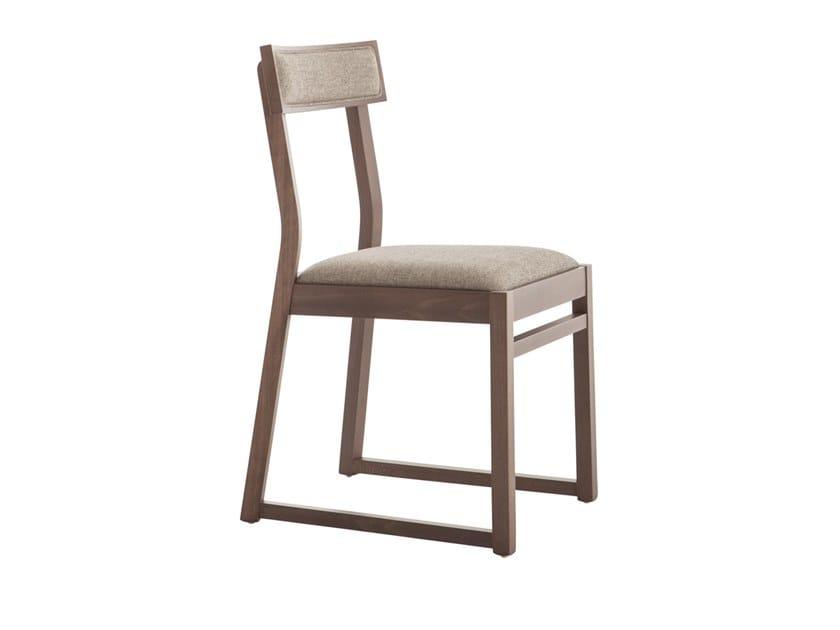 Beech chair ITALIA 439B.i1 by Palma