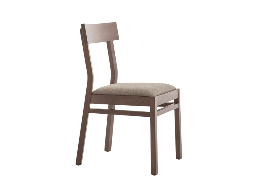 Beech chair ITALIA 439C.i1 by Palma
