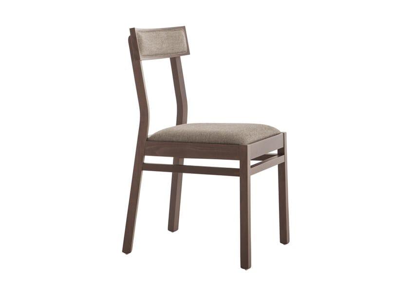 Beech chair ITALIA 439D.i1 by Palma