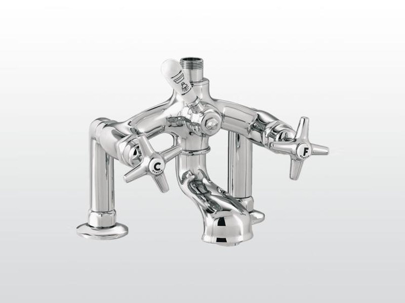 2 hole shower tap ITALICA | 3274RG by RUBINETTERIE STELLA