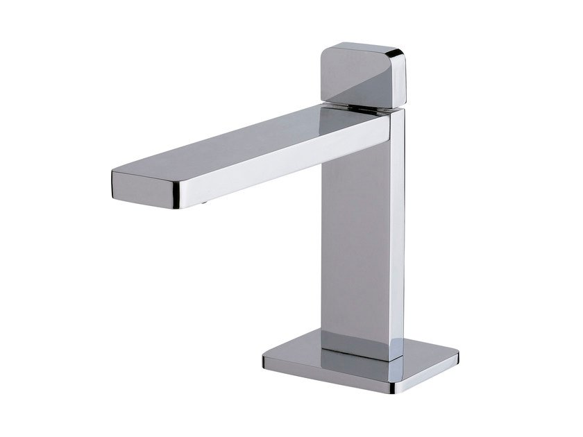 Chromed brass washbasin tap ITAP T6.10 | Washbasin tap by Water Evolution