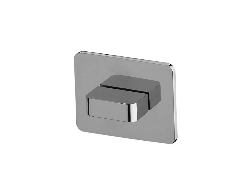3 ways chromed brass diverter ITAP T6.48.3S | Diverter by Water Evolution