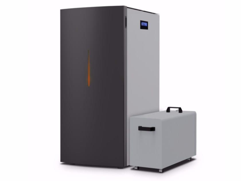 Pellet boiler itER by Unical AG