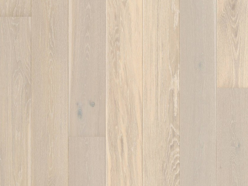 Brushed oak parquet IVORY OAK by Pergo